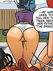 My hot ass neighbor 8 - Long family tradition by jab comix